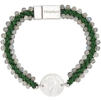Bracelets Bracelet Conquistador Green M - Hipanema - Modalova