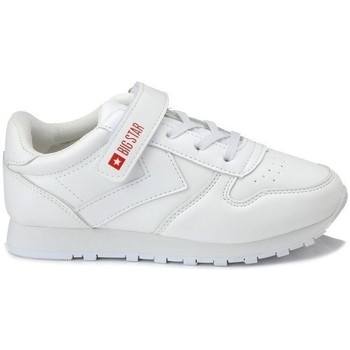Chaussures Enfant Baskets basses Big Star GG374057 Blanc