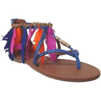 Chaussures Femme Sandales et Nu-pieds Metamorf'Ose TADLOC Bleu