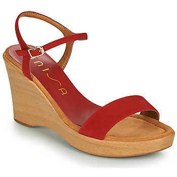 Chaussures Femme Le chino, un must have Unisa RITA Rouge