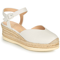 Chaussures Femme Le chino, un must have Unisa CEINOS Blanc