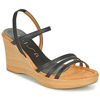 Chaussures Femme Le chino, un must have Unisa RENERA Noir
