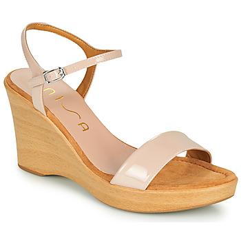 Chaussures Femme Sandales et Nu-pieds Unisa RITA Rose