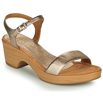 Chaussures Femme Le chino, un must have Unisa IRITA Champagne