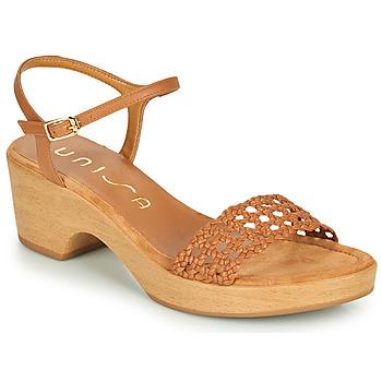 Chaussures Femme Le chino, un must have Unisa ILOBI Camel