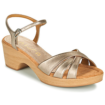 Chaussures Femme Le chino, un must have Unisa INQUI Champagne