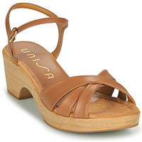 Chaussures Femme Le chino, un must have Unisa INQUI Camel