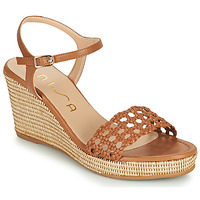 Chaussures Femme Le chino, un must have Unisa LOBI Camel
