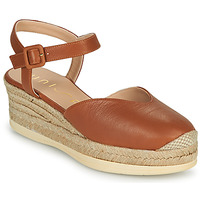 Chaussures Femme Le chino, un must have Unisa CEINOS Camel