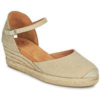 Chaussures Femme Sandales et Nu-pieds Unisa CISCA Beige
