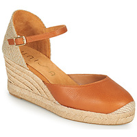 Chaussures Femme Le chino, un must have Unisa CACERES Camel