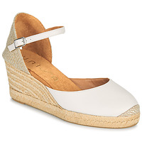 Chaussures Femme Le chino, un must have Unisa CACERES Blanc