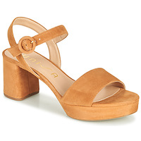 Chaussures Femme Le chino, un must have Unisa NENES Camel