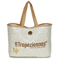 Sacs Femme Cabas / Sacs shopping Les Tropéziennes par M Belarbi PANAMA Beige