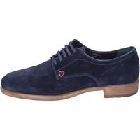 Chaussures Homme Derbies Triver Flight BK951 Bleu