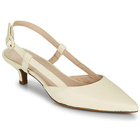 Chaussures Femme Escarpins Fericelli JOLOIE Blanc