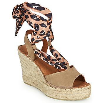 Chaussures Femme Sandales et Nu-pieds Fericelli SERRAJE Marron