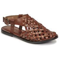 Chaussures Femme Sandales et Nu-pieds Fericelli ONUOVO Camel