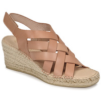 Chaussures Femme Sandales et Nu-pieds Fericelli ODALUMY Nude