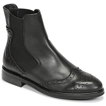 Chaussures Femme Boots Fericelli CRISTAL Noir