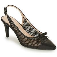 Chaussures Femme Escarpins Fericelli CUIRDAIM Noir