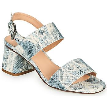 Chaussures Femme Sandales et Nu-pieds Fericelli MARRAK Bleu