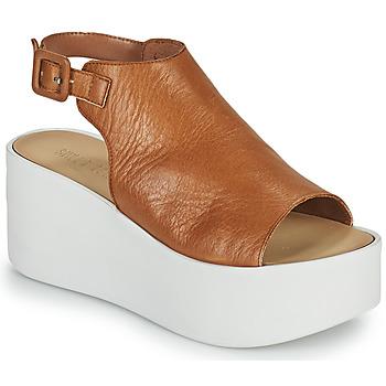 Chaussures Femme Sandales et Nu-pieds Sweet Lemon PYTON Marron