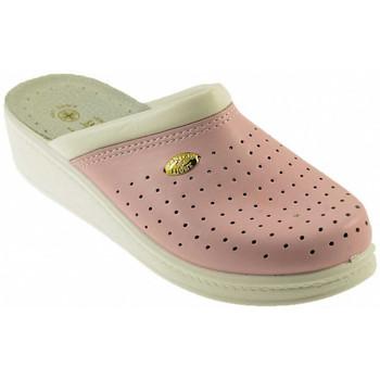 Chaussures Femme Mules Sanital ART 1250 Sabots professionnels Multicolore