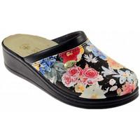 Chaussures Femme Mules Sanital ART 1350 Mules Multicolore