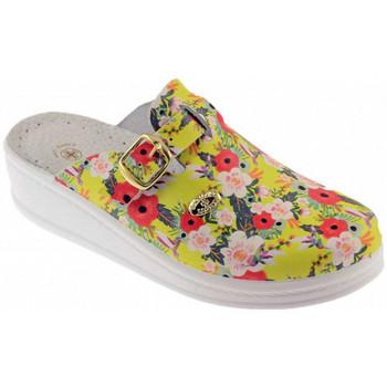 Chaussures Femme Mules Sanital ART 4372 Sabots professionnels Multicolore