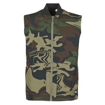 Vêtements Homme Blousons Levi's BIXBITE DEMITASSE Kaki