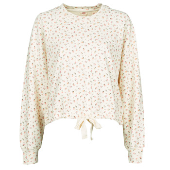 Vêtements Femme Sweats Levi's CINCHED CREW SWEATSHIRT Beige