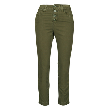 Vêtements Femme Pantalons 5 poches Levi's SOFT CANVAS OLIVE NIGHT OD Kaki