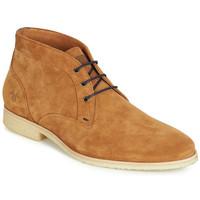 Chaussures Boots Kost Calypso Cognac