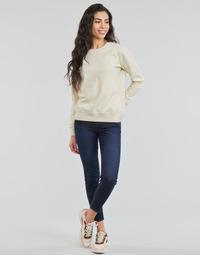Vêtements Femme Jeans skinny Lee SCARLETT WHEATON Bleu