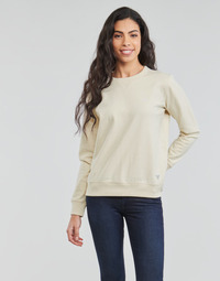 Vêtements Femme Sweats Lee SUSTAINABLE SWS ECRU MELE Blanc