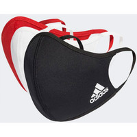 Accessoires textile Masques adidas Originals Face Cover XS/S (Pack de 3) Black-White-Red