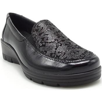 Chaussures Femme Mocassins Longo 1060420 NOIR