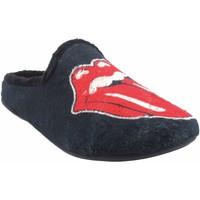 Chaussures Homme Chaussons Vulca Bicha Rentrez chez vous monsieur  1826 ne.roj Rouge