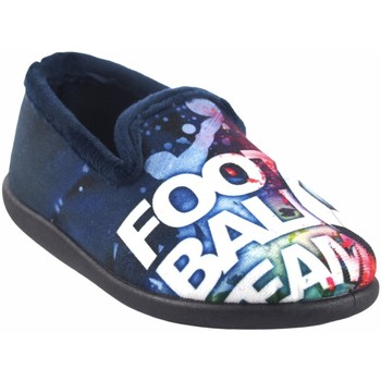 Chaussures Garçon Chaussons Neles Go home boy  4325.164 bleu Bleu