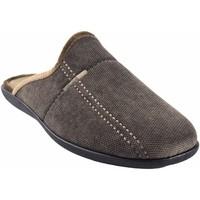 Chaussures Homme Chaussons Neles Go home gentleman  N50-17724 marron Marron