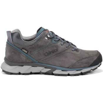 Chaussures Homme Baskets basses Chiruca  Gris