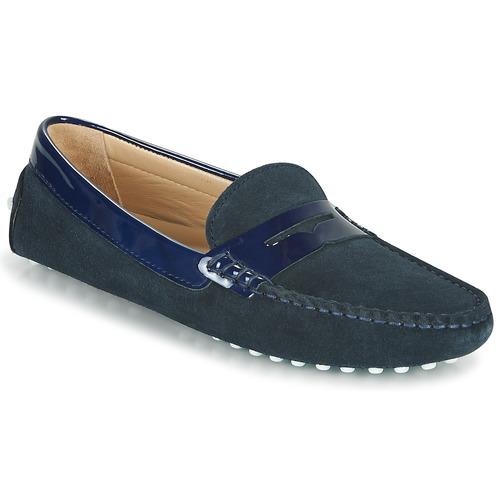 Chaussures Femme Mocassins JB Martin 1TABATA Marine