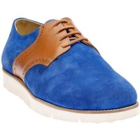 Chaussures Homme Derbies Dillinger 97444BLEU/MARRON Bleu/Marron