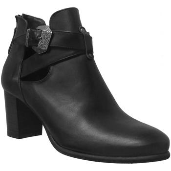 Chaussures Femme Bottines Folies BERTA Noir