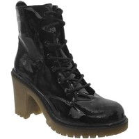 Chaussures Femme Bottines Coolway MISHA Noir  vernis