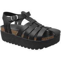 Chaussures Femme Sandales et Nu-pieds Bionatura 52A859 Noir