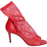 Chaussures Femme Sandales et Nu-pieds Stephen Good BK962 Rouge