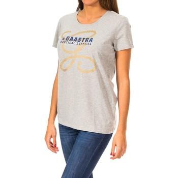 Vêtements Femme T-shirts manches courtes Gaastra T-shirt à manches courtes Gris