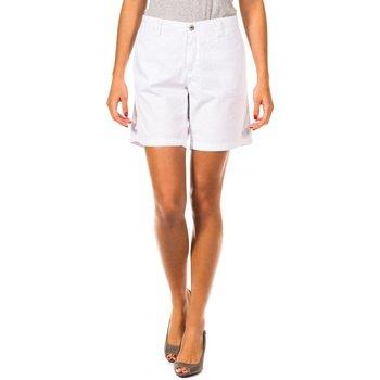 Vêtements Femme Shorts / Bermudas Gaastra Short Blanc